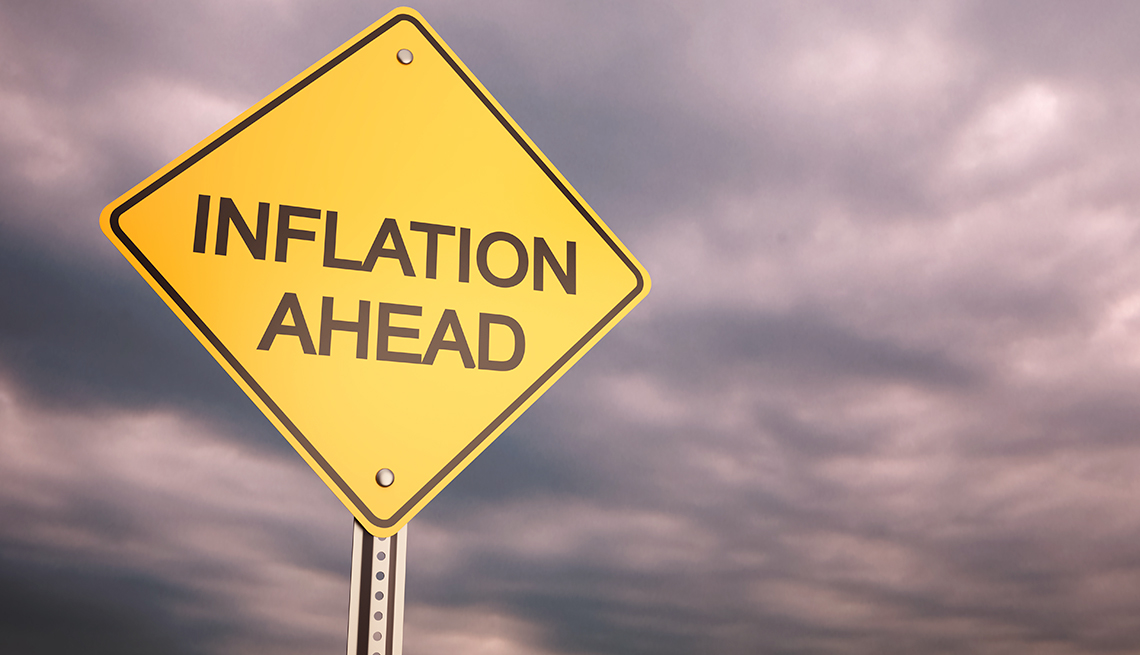 How do I protect my money from inflation?